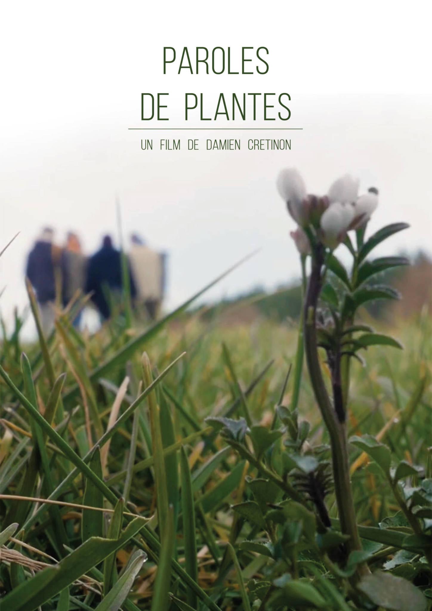 Affiche Paroles de plantes