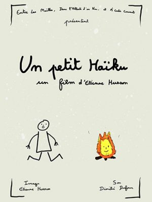 Affiche Un petit Haïku