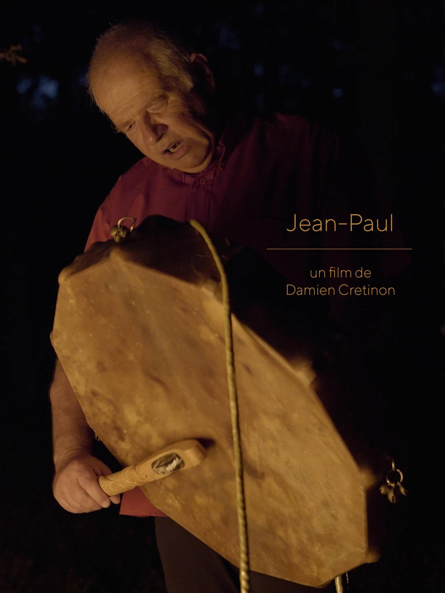 Affiche Jean-Paul